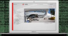 Сайт строительной компании Soldis