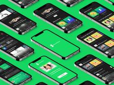 Дизайн - Приложение Soundation для iPhone
