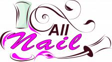 Логотип для ногтевого сервиса