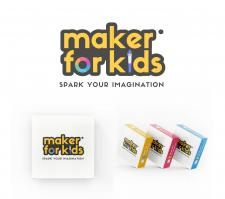 Создание детского логотипа