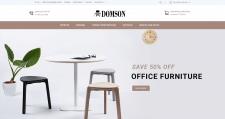 Интернет-магазин мебели Domson