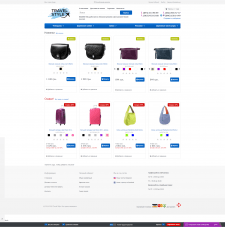Настройка и наполнение интернет-магазина