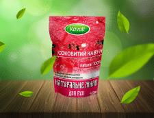 упаковка для жидкого мыла в дой-пак Kavati