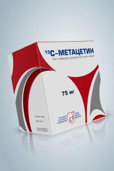 упаковка медицинского препарата