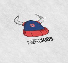 Логотип для бренда одежды NordKids