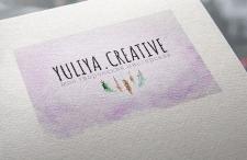 Дизайн для творческой мастерской YUliYA.creative