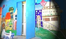 Фасад детского магазина ( работа еще в процессе)