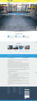 Сайт услуг на Wordpress