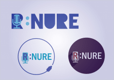 варианты логотипа для подкаст-радио