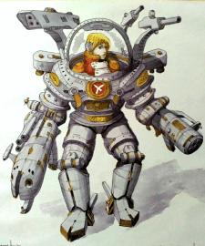 Иллюстрация, персонаж