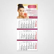Квартальный календарь парикмахерская