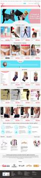 Интернет магазина колготок и белья