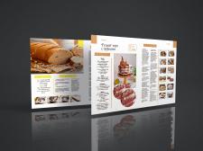 Дизайн-верстка журнала рецептов