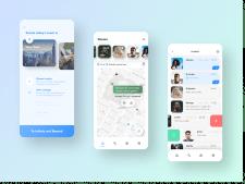 Waysee — iOS app, that creating events