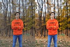 Цветокоррекция и улучшения в фото #2