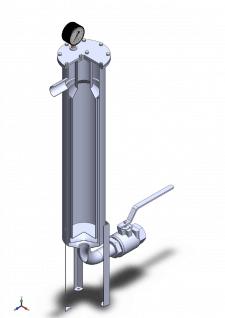 Моделирование фильтра