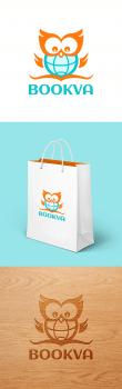 "Логотип интернет-магазина ""Bookva"""
