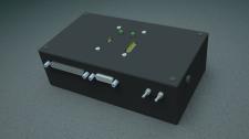 Блок нагрузок для технологической аппаратуры