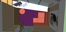 Дизайн ,благоустройство пространства лоджии.