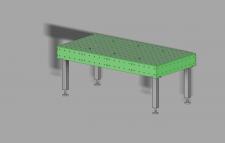 Стіл для зварних робіт ( Table for metalwork)