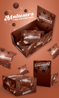 Chocolat Show Box