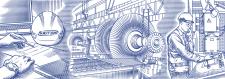 Иллюстрация для сайта электромонтажных работ.