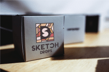 "Логотип для ""Scetch Drops"""