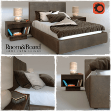 Кровать Room & Board Wyatt