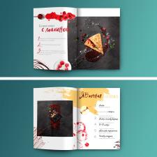 Дизайн каталога рецептов блинов