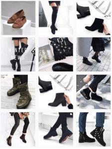 Украинский бренд обуви Emmelie Delage