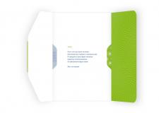 Новогодняя открытка для компании БМС консалтинг. Вид 3.