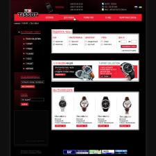 Интернет-магазин Tissot