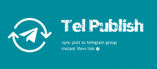 Tel Publish plugin {WordPress}