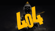 Дизайн 404 страницы