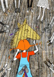 Иллюстрация для книги | Иллюстрирование книги
