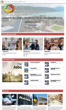 Сайт поиска работы