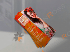 Brochure -  beauty saloon