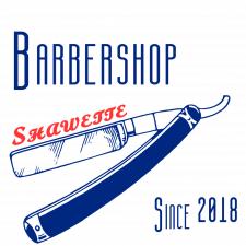 Логотип барбершопа