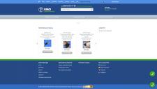 Создание интернет магазина TM EMO