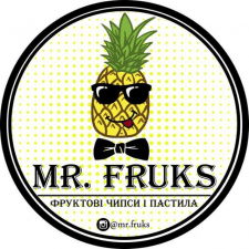 Логотип для инстаграм магазина Mr. Fruks