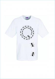 Дизайн футболок. Насекомые