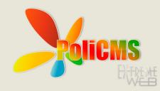 Логотип PoliCMS