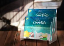 Буклет для компании CoverNail's