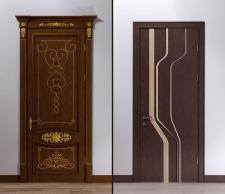Моделирование и визуализация дверей