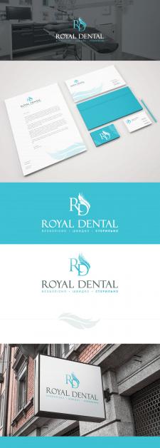 Логотип для стоматології