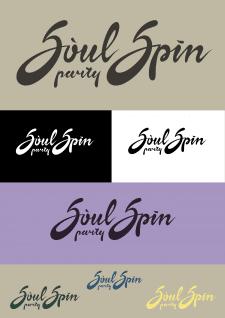 Логотип для Soul Spin party