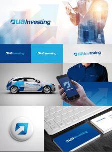 Логотип и фирстиль для инвестиционной компании