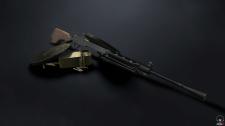 Light automatic gun Degtyarev (ручной пулемет Дегт