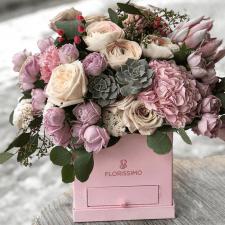 Нейминг для авторского салона флористики