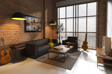 Фотореалистичная визуализация интерьера в 3Ds Max